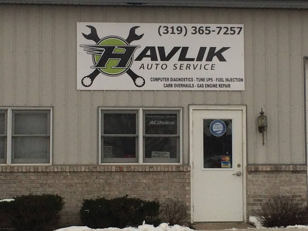 Havlik Auto Service is the community's #1 choice for all their car and truck needs.